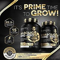 Anabolic Prime-Pro - Kevin Levrone 908 g Strawberry
