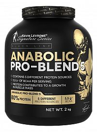 Anabolic Pro-Blend 5 - Kevin Levrone 2000 g Strawberry-Banana