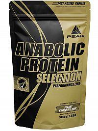 Anabolic Protein Selection - Peak Performance 1000 g  Peanut Chocolate Chip