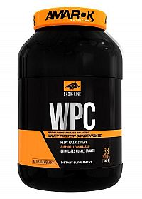 Basic Line WPC - Amarok Nutrition 1000 g Light Vanilla
