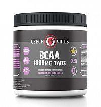 BCAA 1800 mg Tabs - Czech Virus