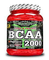 BCAA 2000 + PepForm - Amix
