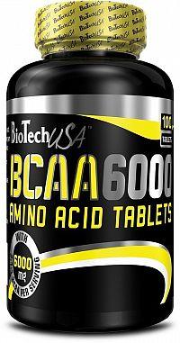 BCAA 6000 - Biotech USA