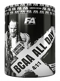 BCAA All Day 4:1:1 - Fitness Authority 340 g Bubble Gum