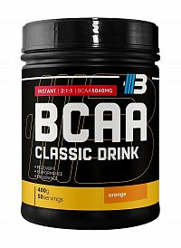 BCAA Classic drink 2:1:1 - Body Nutrition  400 g Orange