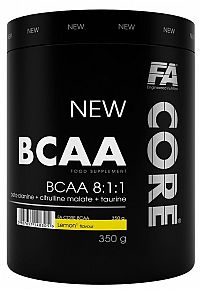 BCAA CORE 8:1:1 - Fitness Authority 350 g Orange