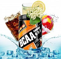 BCAA Engine 4:1:1 - Swedish Supplements 400 g Sour Cola Candy