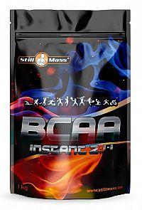 BCAA Instant 2:1:1 - Still Mass  1000 g Raspberry
