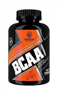BCAA Magnum Caps - Swedish Supplements 120 kaps.