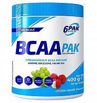 BCAA PAK - 6PAK Nutrition 400 g Orange Kiwi