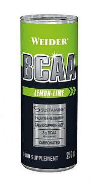 BCAA RTD - Weider 250 ml. Orange Mango