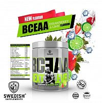 BCEAA Next Level - Swedish Supplements 500 g Rhubarb+Apple