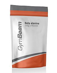 Beta Alanine - GymBeam 500 g