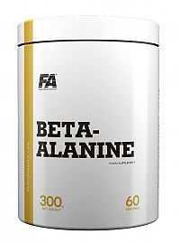 Beta-Alanine od Fitness Authority 300 g Neutrál