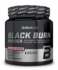 Black Burn Powder - Biotech USA 210 g Passion Fruit