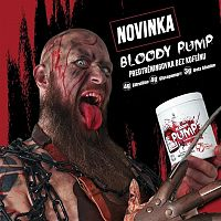 Bloody Pump - Swedish Supplements 600 g Peach+Mango