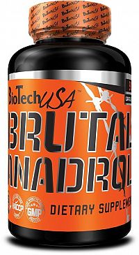 Brutal Anadrol - Biotech USA