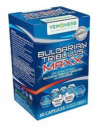 Bulgarian Tribulus Maxx - Vemoherb 60 kaps.