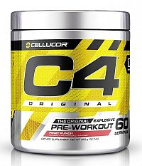 C4 Original - Cellucor 60 dávok Fruit Punch