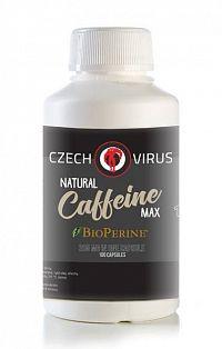 Caffeine Max 200 + BioPerine - Czech Virus