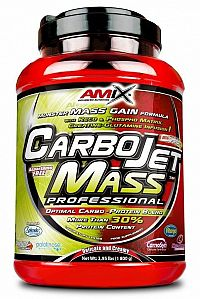CarboJet Mass Professional - Amix 1800 g Čokoláda