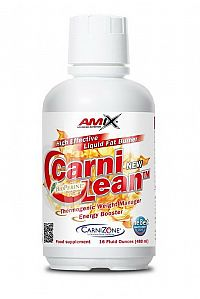 Carni Lean Liquid - Amix 480 ml. Blood Orange