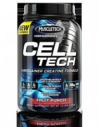Cell-Tech Performance Series - Muscletech 1,4 kg Grape (Hrozno)