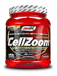 CellZoom Hardcore - Amix 315 g Blue Raspberry
