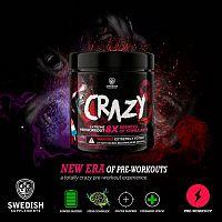 Crazy 8 - Swedish Supplements 260 g Sour Watermelon