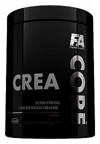 Crea Core od Fitness Authority 350 g Strawberry-Aloe