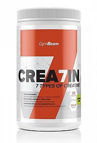 Crea7in - GymBeam 300 g Lemon Lime