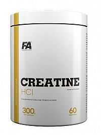 Creatine HCL od Fitness Authority 300 g Lychee
