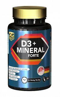 D3 + Mineral Forte od Z-Konzept  60 kaps.