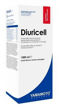 Diuricell (čistiace a odvodňovacie účinky) - Yamamoto 1000 ml. Wild Berries