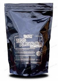 Egg Albumin - Vaječný bielok - Best Nutrition 1000 g Neutral