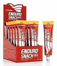 EnduroSnack Gel tuba - Nutrend 75 g Pomaranč