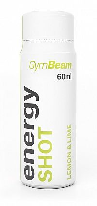 Energy Shot - GymBeam 60 ml. Pineapple