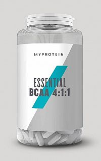 Essential BCAA 4:1:1 tabletové - MyProtein 120 tbl.