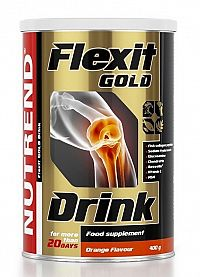 Flexit Gold Drink od Nutrend