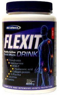 Flexit - Megabol 400 g Pomaranč