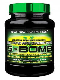 G-Bomb - Scitec Nutrition 500 g Orange Juice
