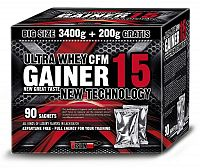 Gainer 15 od Vision Nutrition 3,6 kg Mix