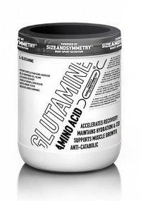Glutamine - Sizeandsymmetry