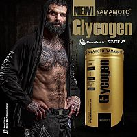 Glycogen (obnovuje zásobu glykogénu) - Yamamoto 500 g Citrus