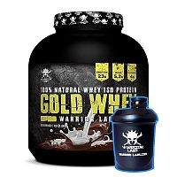 Gold Whey - Warrior Labs 31 g (1 dávka) Vanilla Biscuits