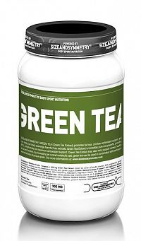 Green Tea - Sizeandsymmetry