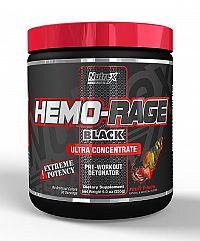 Hemo-Rage Black Ultra Concentrate - Nutrex 255-285 g (30 dávok) Fruit Punch