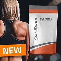 Hemp (Konopný) Protein - GymBeam