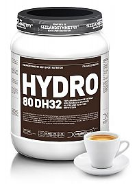 Hydro 80 DH32 - Sizeandsymmetry  2000 g Dark Chocolate
