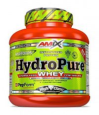 HydroPure Whey Protein - Amix 1600 g French Strawberry Yogurt